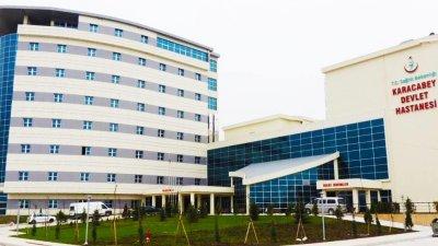bursa karacabey state hospital