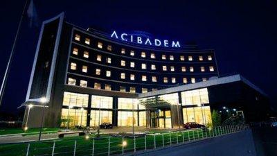 acibadem hospital lighting / istanbul
