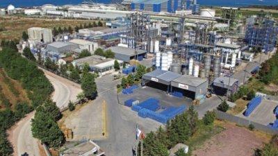 ak-kim chemical factory lighting / istanbul