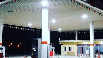 gasstation beleuchtung ukraine