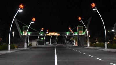 external lighting projects nigeria