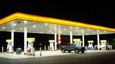 tuzla fuel station