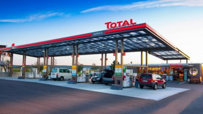 total petrol station exterior lighting lighting