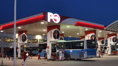 petrol ofisi pendik environment lighting