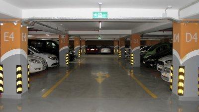 parcheggio maçka