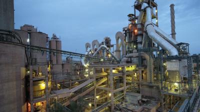 usine de ciment keret