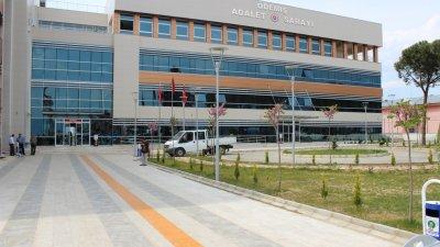 izmir ödemiş courthouse indoor and outdoor lighting