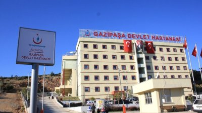 gazipasa state hospital
