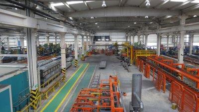erdoğanlar aluminum breed factory