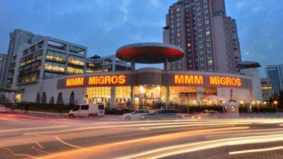 migros internal and external lighting