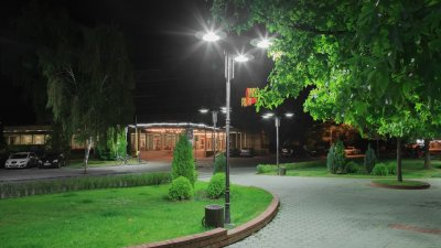 lebanon – outdoor lighting projects