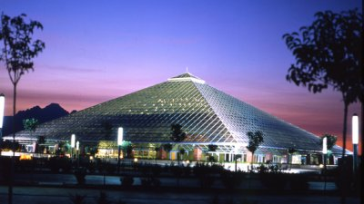 конгресс-центр cam piramit sabanci